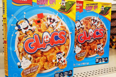 Discount Grocery Item of the Day – Glacs
