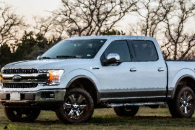 A Dispatch to My Wife Justifying the Purchase and Display of My New Truck Nutz