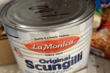 Discount Grocery Item of the Day – Original Scungilli